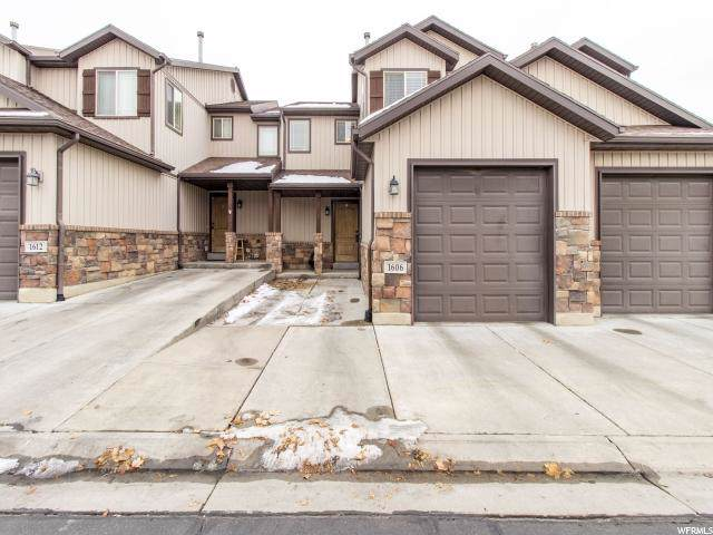 1606 N 450 E, North Ogden, UT 84404 (#1650427) :: Big Key Real Estate