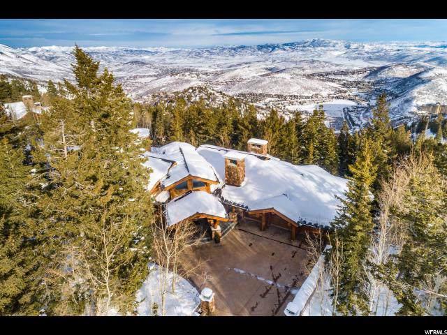 7975 Bald Eagle Dr, Park City, UT 84060 (#1650430) :: Bustos Real Estate | Keller Williams Utah Realtors
