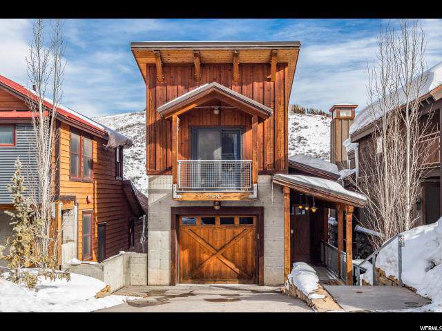 1210 Empire Ave, Park City, UT 84060 (#1650437) :: Bustos Real Estate | Keller Williams Utah Realtors