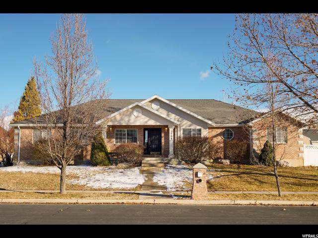 1569 Troon Cir, Syracuse, UT 84075 (#1650457) :: The Canovo Group