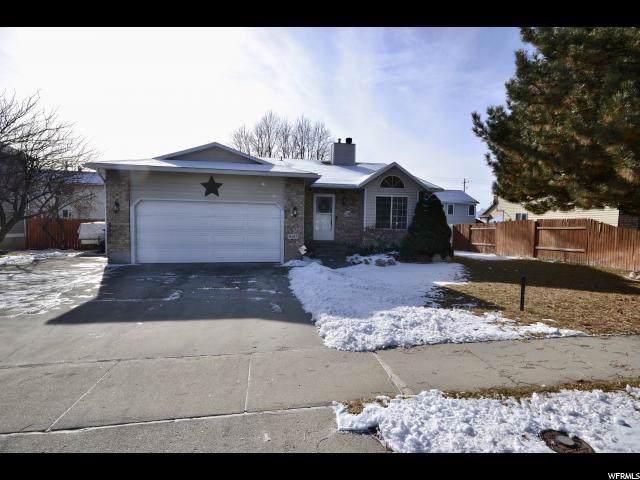 4417 W 6165 S, Salt Lake City, UT 84118 (#1650461) :: Doxey Real Estate Group