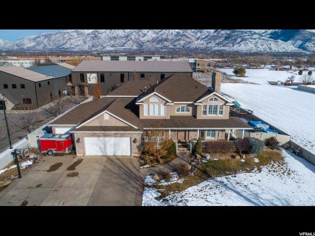 412 N Flint St, Kaysville, UT 84037 (#1650464) :: The Canovo Group