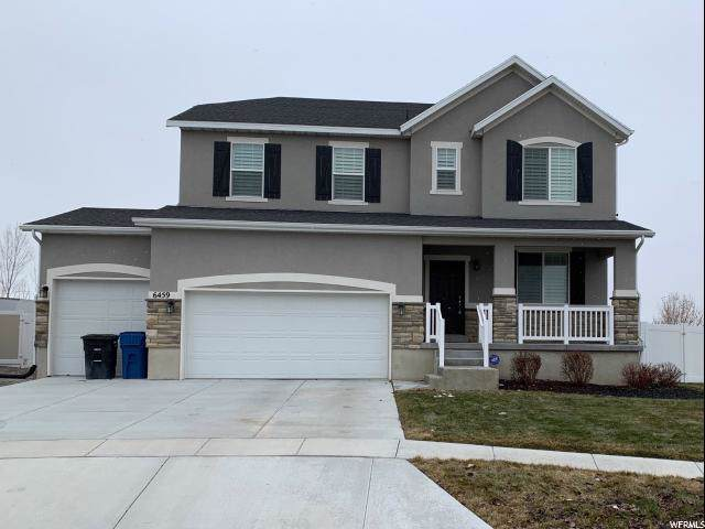 6459 N Star Discovery Way W, Stansbury Park, UT 84074 (#1650466) :: Red Sign Team