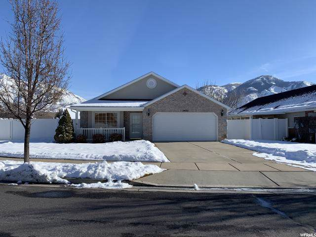 2452 N Dorchester Ave, Harrisville, UT 84414 (#1650467) :: Big Key Real Estate