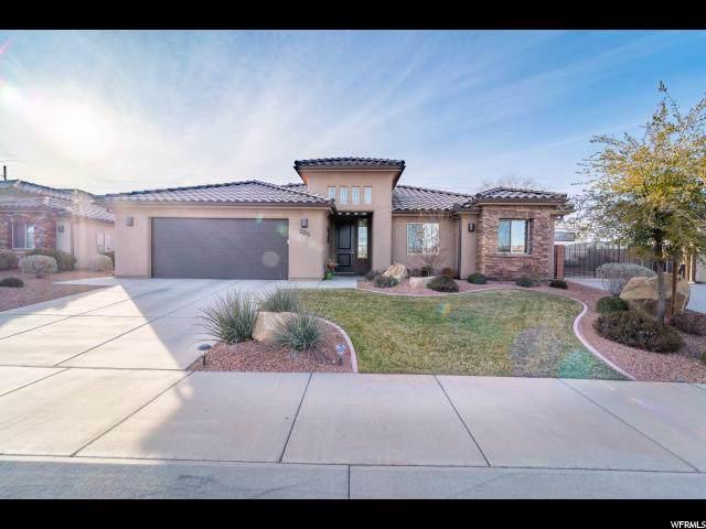 205 E Desert Rose Way, Ivins, UT 84738 (MLS #1650471) :: Lawson Real Estate Team - Engel & Völkers