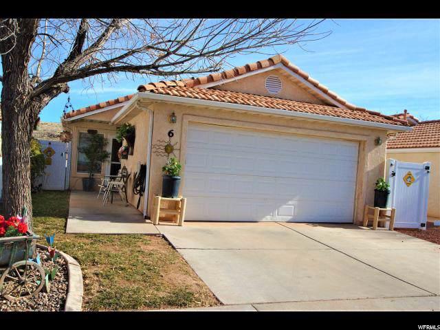 1360 E Telegraph St #6, Washington, UT 84780 (MLS #1650473) :: Lawson Real Estate Team - Engel & Völkers