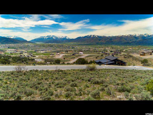 1322 N Explorer Peak Dr (Lot 455), Heber City, UT 84032 (MLS #1650476) :: High Country Properties