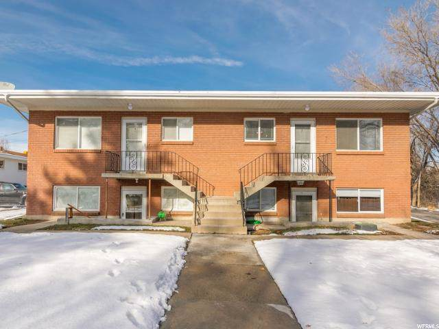427 E 3400 S, Salt Lake City, UT 84115 (#1650490) :: Doxey Real Estate Group