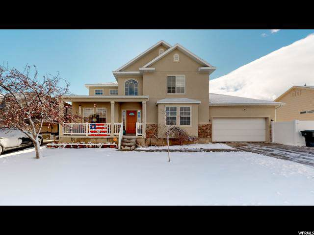 7053 W Dalmatian St, West Valley City, UT 84128 (#1650498) :: Exit Realty Success