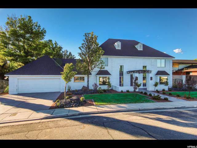 573 E Concord Way, St. George, UT 84770 (MLS #1650499) :: Lawson Real Estate Team - Engel & Völkers