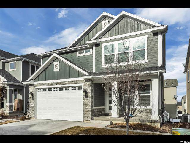 4962 W Rose Quartz S, Herriman, UT 84096 (#1650501) :: The Fields Team