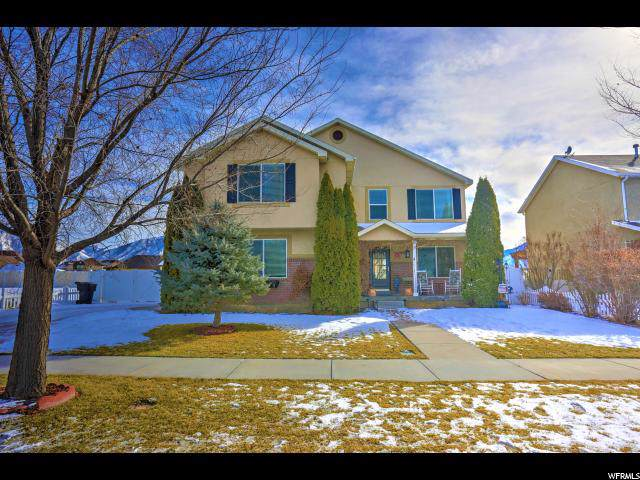939 W Mattea Ln, Springville, UT 84663 (#1650505) :: The Fields Team