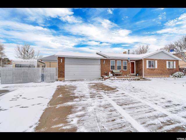 3255 W 7675 S, West Jordan, UT 84084 (#1650510) :: The Fields Team