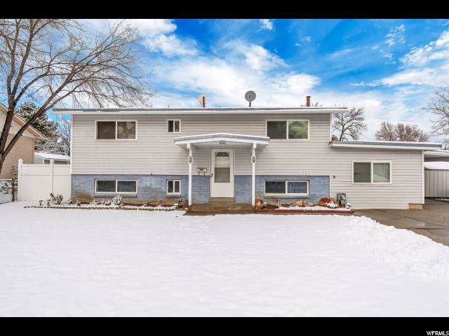 1600 W Manzanita Dr, Salt Lake City, UT 84123 (#1650515) :: The Fields Team