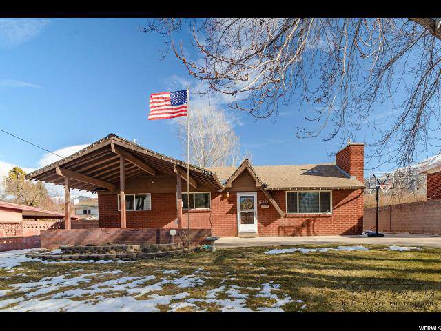 519 S 580 W, Cedar City, UT 84720 (#1650523) :: Exit Realty Success