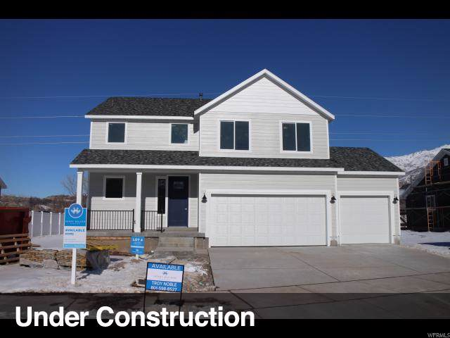 1362 E Canyon Dr Dr, South Weber, UT 84405 (#1650558) :: Doxey Real Estate Group