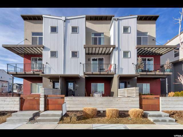 5091 W Stockfield Ln S, Herriman, UT 84096 (#1650560) :: Exit Realty Success