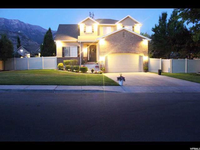 163 S 500 E, Pleasant Grove, UT 84062 (#1650565) :: Exit Realty Success