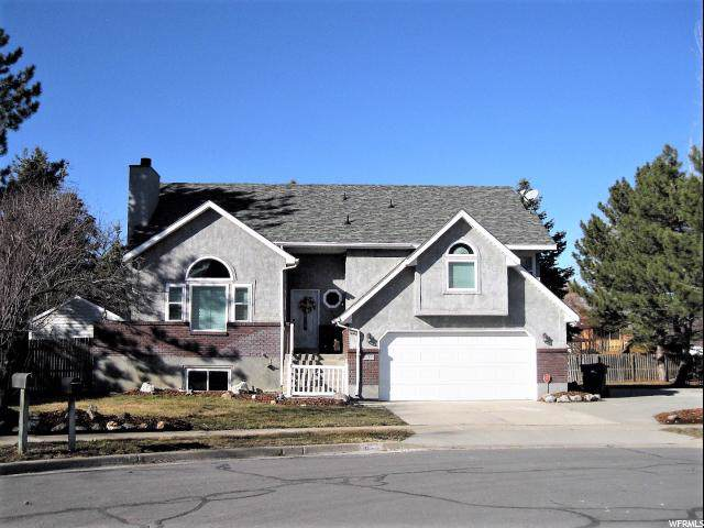 1513 E Hagan Cir, Sandy, UT 84092 (#1650583) :: Colemere Realty Associates