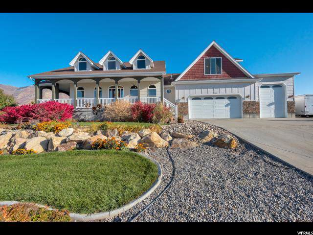 7262 N Ridge Rd E, Lake Point, UT 84074 (#1650585) :: Colemere Realty Associates