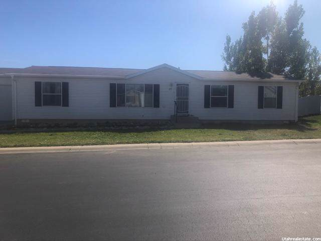 277 W 2100 S, Vernal, UT 84078 (#1650604) :: Big Key Real Estate