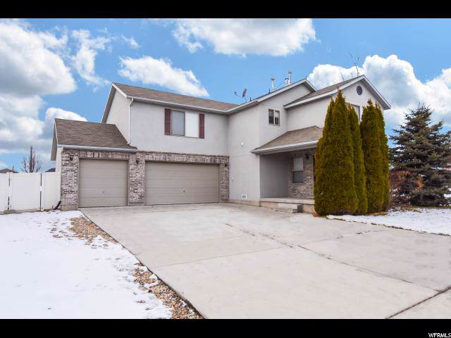 430 S Lincolnshire Way, Kaysville, UT 84037 (#1650609) :: Red Sign Team