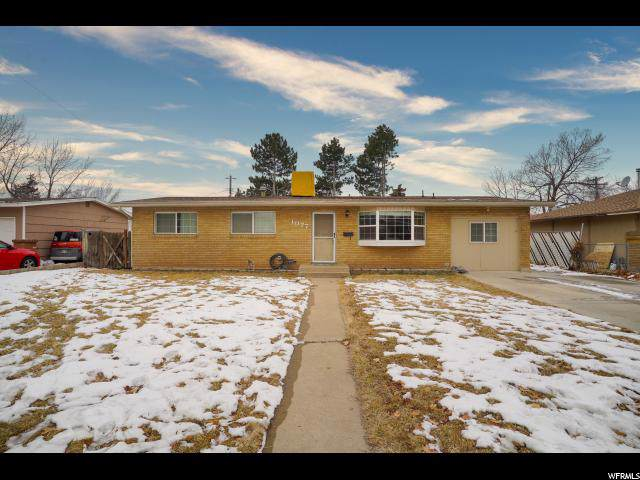 1077 N 250 W, Sunset, UT 84015 (#1650622) :: Exit Realty Success