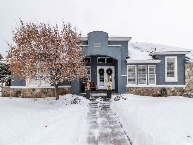 1465 Rio Grande Rd, Park City, UT 84098 (#1650634) :: Colemere Realty Associates