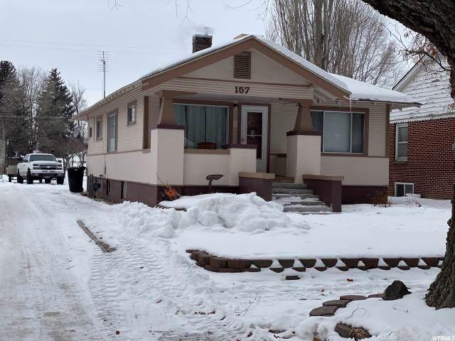 157 N 1ST St W, Preston, ID 83263 (#1650652) :: Bustos Real Estate | Keller Williams Utah Realtors