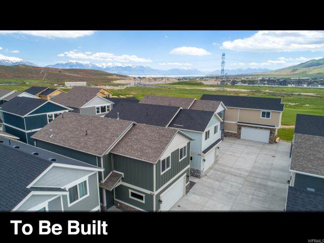 8705 N Riviera Aly, Eagle Mountain, UT 84005 (#1650660) :: Red Sign Team
