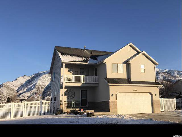 7412 S Shay Ln, South Weber, UT 84405 (#1650665) :: Doxey Real Estate Group