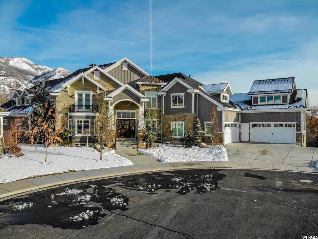 513 S Horseshoe Cir E, Fruit Heights, UT 84037 (#1650669) :: Red Sign Team