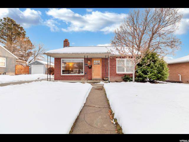 2634 E 2940 S, Salt Lake City, UT 84109 (#1650685) :: Big Key Real Estate