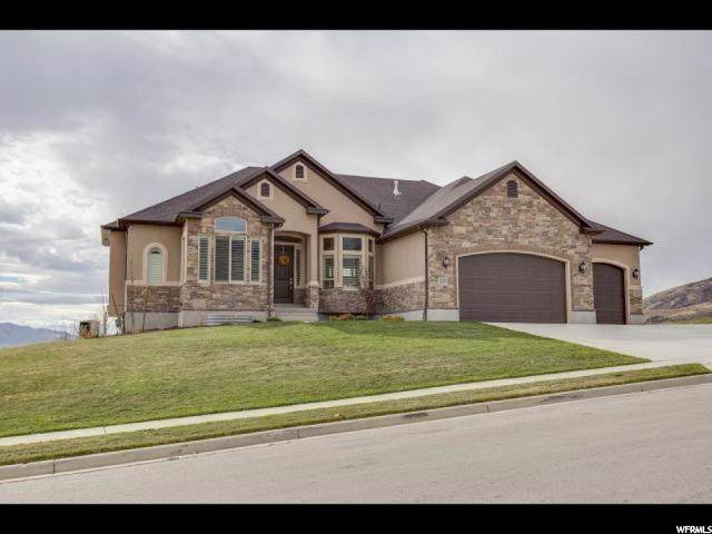 12205 N Lighthouse Dr, Highland, UT 84003 (#1650701) :: Bustos Real Estate | Keller Williams Utah Realtors