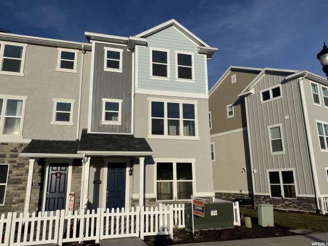 5249 W Linley Ct #51, Herriman, UT 84096 (#1650702) :: Big Key Real Estate