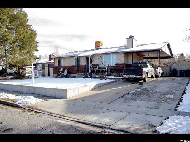 6263 Wending Ln, West Valley City, UT 84128 (#1650704) :: Red Sign Team