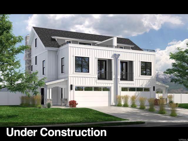 2596 S Christy Creek Ln E #5, Salt Lake City, UT 84106 (#1650713) :: Exit Realty Success