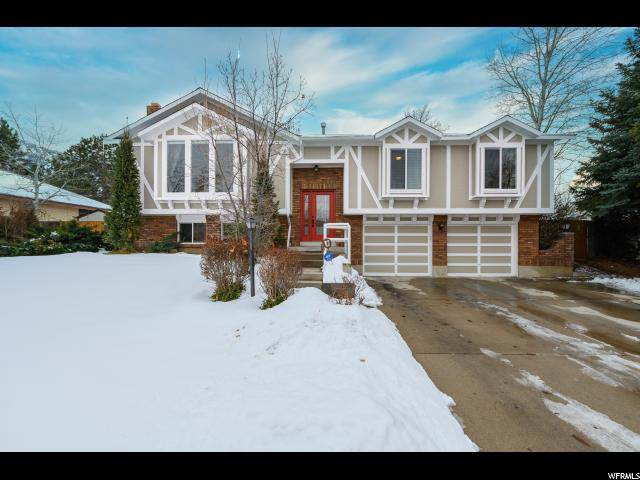 2206 E Karalee Way, Sandy, UT 84092 (#1650719) :: Doxey Real Estate Group