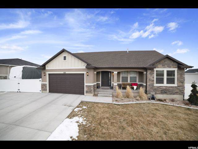 608 N Appellation Dr, Saratoga Springs, UT 84045 (#1650753) :: Red Sign Team