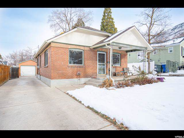 1526 E Lake St, Ogden, UT 84401 (MLS #1650770) :: Lawson Real Estate Team - Engel & Völkers