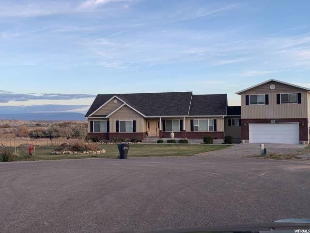 3232 N 700 W, Vernal, UT 84078 (#1650775) :: Big Key Real Estate