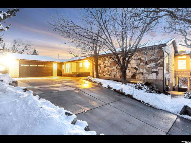 372 E Oak Ln S, Farmington, UT 84025 (#1650782) :: Red Sign Team