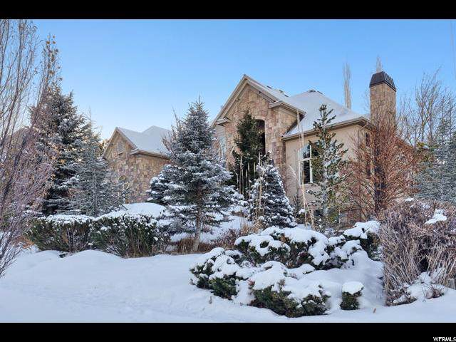 1541 E Wasatch Dr, Ogden, UT 84403 (MLS #1650783) :: Lawson Real Estate Team - Engel & Völkers