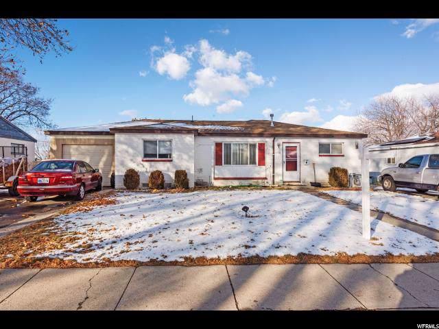 4350 W 5100 S, Salt Lake City, UT 84118 (#1650790) :: Keller Williams Legacy