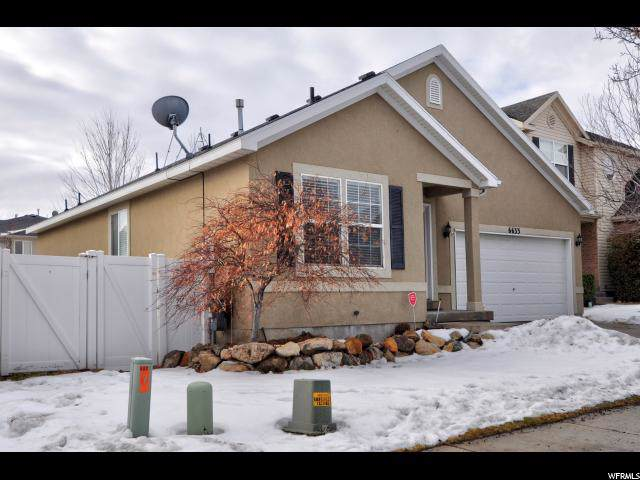 6633 W Sierra Oaks Dr S, West Jordan, UT 84081 (#1650797) :: RE/MAX Equity