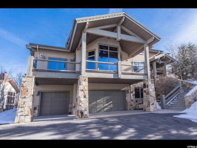7129 Canyon Dr #96, Park City, UT 84098 (#1650801) :: RE/MAX Equity
