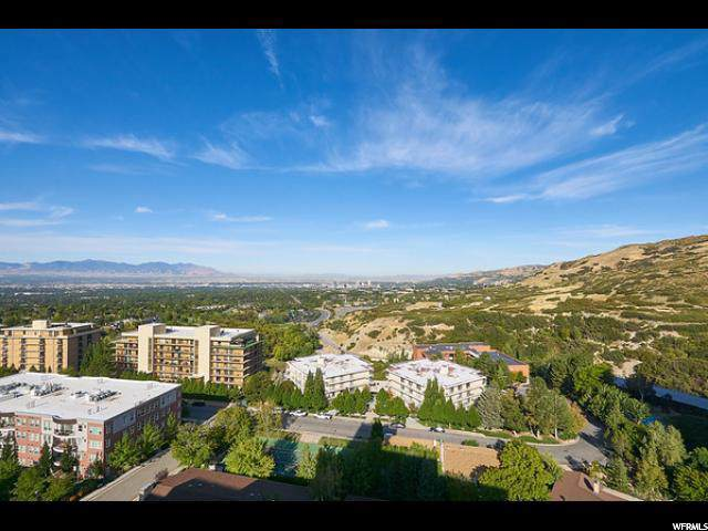 3125 E Kennedy Dr #402, Salt Lake City, UT 84108 (#1650802) :: Doxey Real Estate Group