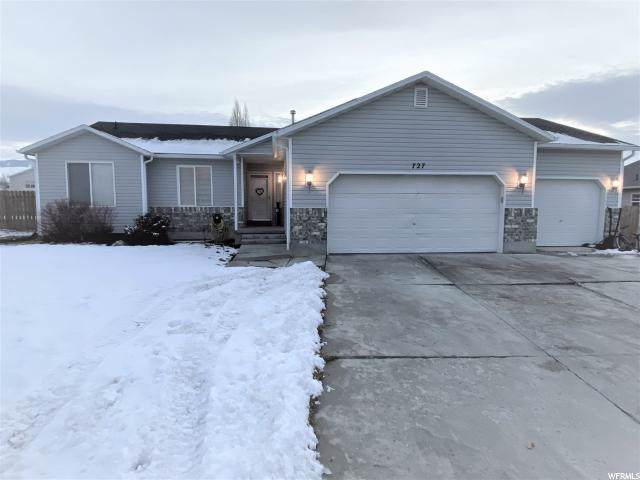 727 Fox Run Dr, Tooele, UT 84074 (#1650807) :: The Fields Team