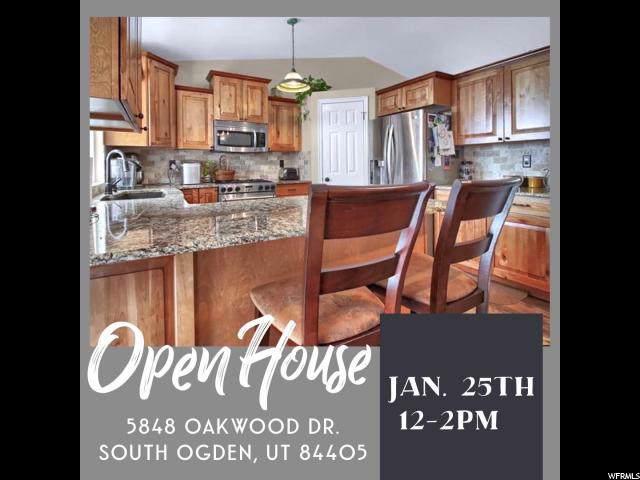 5848 Oakwood Dr, South Ogden, UT 84405 (#1650810) :: RE/MAX Equity