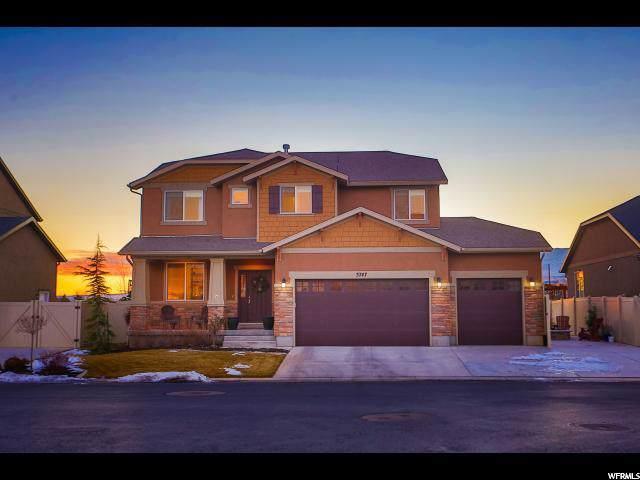 3747 N Bull Hollow, Lehi, UT 84043 (#1650817) :: Big Key Real Estate